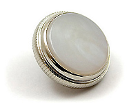 Finger Button - with Pearl - Yamaha Trumpet/Cornet