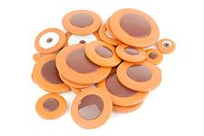 Selmer MkVI Tenor Sax Pad Set - Premium Plastic