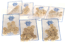 Waterkey Corks - Assortment of 100