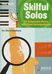 Skilful Solos Alto Saxophone Sparke Book & Cd*
