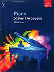 Piano Scales & Arpeggios from 2009 Grade 7 Abrsm