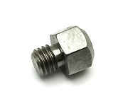 Dent Rod Thread Adaptor - 3/8 to 1/2 inch balls