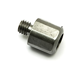 Dent Rod Thread Adaptor - 1/2 to 3/8 inch ball