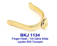 Finger Hook - 1st Valve Slide - Jupiter Cornet