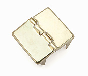 Winter case hinge - Brass - fits T.Horn/Bari/Euph