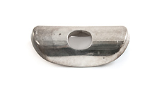 Lip Plate with Riser - Silver Plated - Blessing Flute