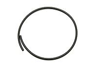 Heat Shrink Tubing Black, 2.4mm OD x 300mm