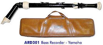 Yamaha YRB-302BII Bass Recorder