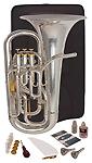 Besson Prestige BE2052 Silver Plated - Euphonium