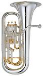 Yamaha YEP-842S Silver Plated - Euphonium