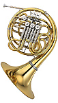 Yamaha YHR-668II - Detachable Bell French Horn