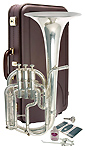 Besson Sovereign BE950 Silver Plated - Tenor Horn