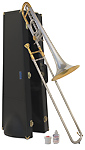 Conn 88HSGX - Silver Bell Traditional Wrap Bb/F Trombone