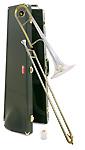 King Legend 3B Sterling Silver Bell - Tenor Trombone