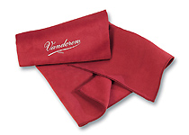 Vandoren Cleaning Cloth Microfiber PC300