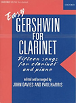 Gershwin For Easy Clarinet (15 Songs) Davies