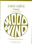 Saint-Saens Sonata Op167 Clarinet