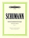 Schumann Fantasy Pieces Op73 (Bb) or (A) Clarinet