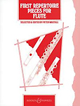 First Repertoire Pieces Flute Wastall