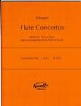 Mozart Concerto K313 No 1 G Wye Flute