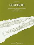 Cimarosa Concerto Benjamin Oboe (or Clarinet)