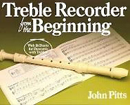 Treble Recorder From The Beginning Pupils Pitts