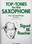 Top Tones For Saxophone Rascher