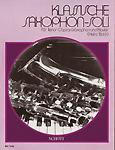 Classical Saxophone Solos Both Bb tenor sax
