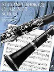 Second Book Of Clarinet Solos Complete