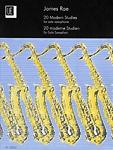 20 Modern Studies Rae Alto/Tenor Saxophone