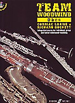 Team Woodwind Oboe Book & Cd