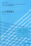 Scales & Arpeggios Clarinet Sparke New Grades 1-8