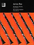 40 Modern Studies Rae Solo Clarinet