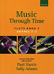 Music Through Time Book 2 Flute Grades 2-3