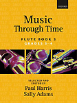 Music Through Time Book 3 Flute Grades 3-4