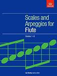 Scales & Arpeggios Flute Grades 1-8 Denley Abrsm