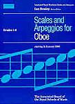 Scales & Arpeggios Oboe Grades 1-8 Denley Abrsm
