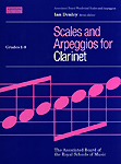 Scales & Arpeggios Clarinet Gr 1-8 Denley Abrsm