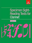 Specimen Sight Reading Clarinet Grades 6-8 Abrsm