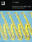 Bach Sonata Gmin BWV1020 Harle Alto Sax(Tn/Sop)