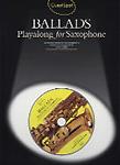 Guest Spot Ballads Alto Saxophone Book & Cd