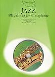 Guest Spot Jazz Alto Saxophone Book & Cd