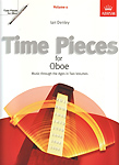 Time Pieces For Oboe Vol 1 Denley