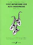 First Repertoire For Alto Saxophone Harris/Callan