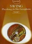 Guest Spot Swing Alto Saxophone Book & Cd
