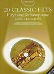 Guest Spot 20 Classic Hits Alto Sax Gold Edition
