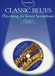 Guest Spot Classic Blues Tenor Saxophone Book & Cd
