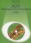 Guest Spot Jazz Tenor Saxophone Book & Cd