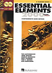Essential Elements 2000 Bk 1 Clarinet + Cd-Rom