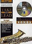 Take The Lead Christmas Songs Tenor Sax Book & Cd